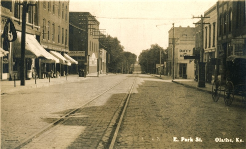 Strang Line on Park Street