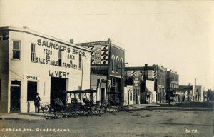 Saunder Bros. Livery
